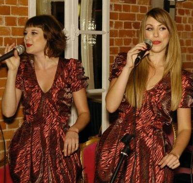 local band The Stilhouettes, an all female, four part harmony vocal group, with a passion for soul music and stiletto shoes!!